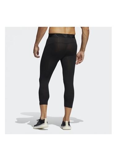 adidas Adidas Erkek Koşu - Yürüyüş Tayt Tf  3/4Tight Gm5034 Siyah
